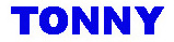 TONNY INTERNATIONAL CO.,LTD. logo