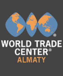 World Trade Center Almaty+OMK Industries logo
