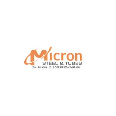 Micron Steel & Tubes logo