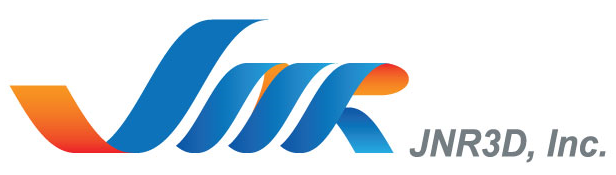 JNR3D, Inc. logo
