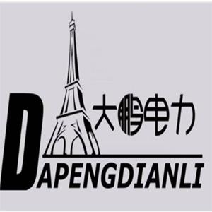 Handan city dapeng power equipment manufacturing Co., Ltd., logo
