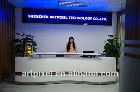 Shenzhen Artpixel Technology Co., Ltd. logo