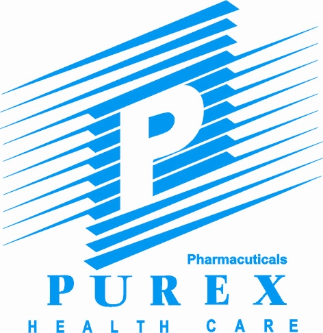 Purex Health Care Pharmaceuticals logo