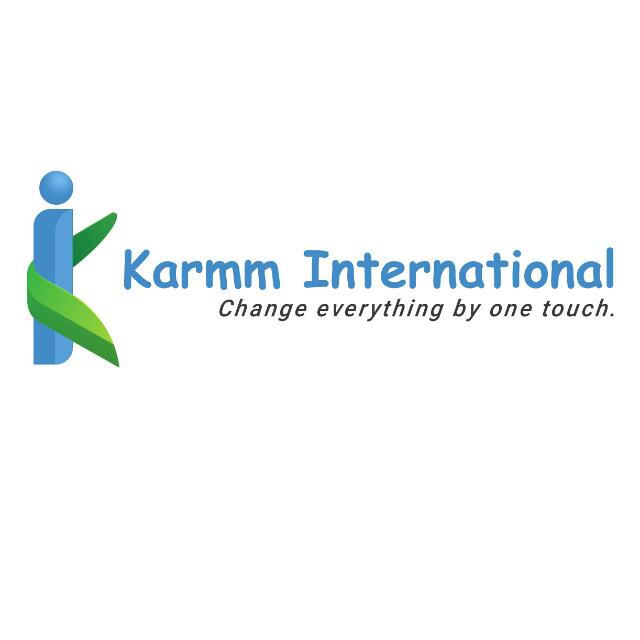 Karmm International logo