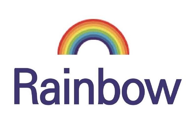 RAINBOW LIVING logo