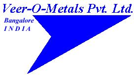VEER-O-METALS PVT LTD (EOU) logo