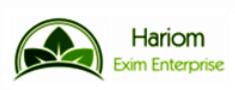 Hariom Exim Enterprise logo