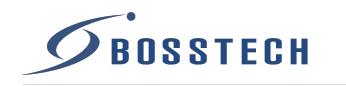 Bosstech logo