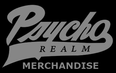 PSYCHO REALM MERCHANDISE / SICKSIDE CLOTHING CO. logo