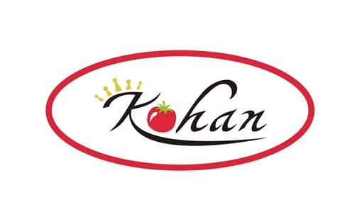 khan foods co.,ltd. logo