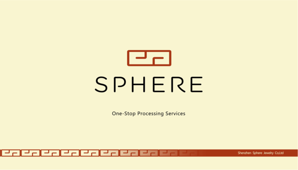 Shenzhen Sphere Jewelry Ltd.Co logo