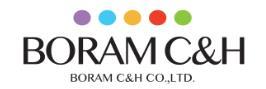 BORAM C&H Co., Ltd. logo