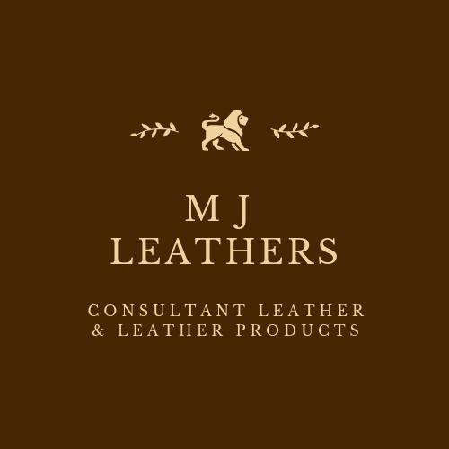 M J Leathers logo