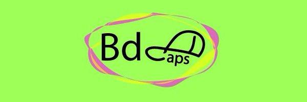 Bd Caps and hats logo