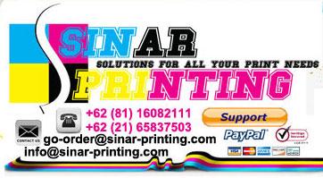 Sinar Printing Store logo