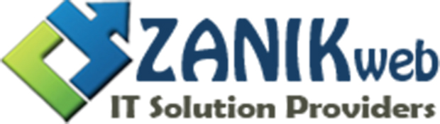 Zanikweb IT Solution Provider logo