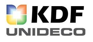KDF CO., LTD. logo