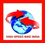 HIGH SPEED BIKE INDIA logo