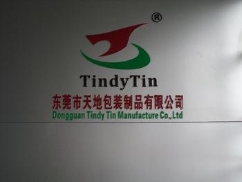 DONGGUAN TINDY TIN CO.,LTD logo