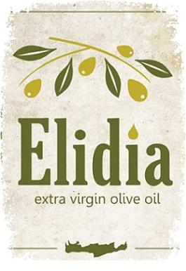 Elidia Olive Oil Trading logo