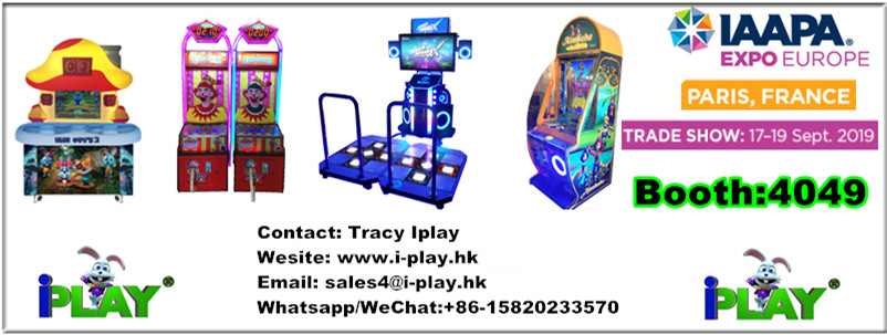 Guangzhou Iplay Technology Co ,Ltd - Game Machine, Amusment