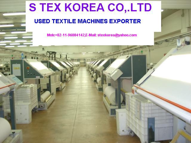 S TEX KOREA CO LTD logo
