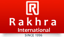 Rakhra International logo