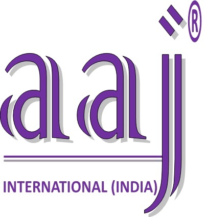 AAJ International (India) logo
