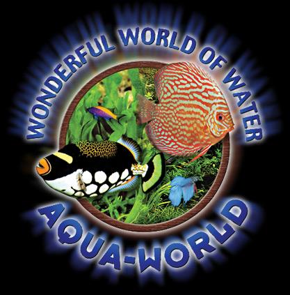 AQUA WORLD logo