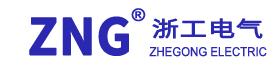 ZNG ELECTRIC CO., LTD logo