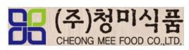 CHEONGMEE FOOD CO.,LTD. logo