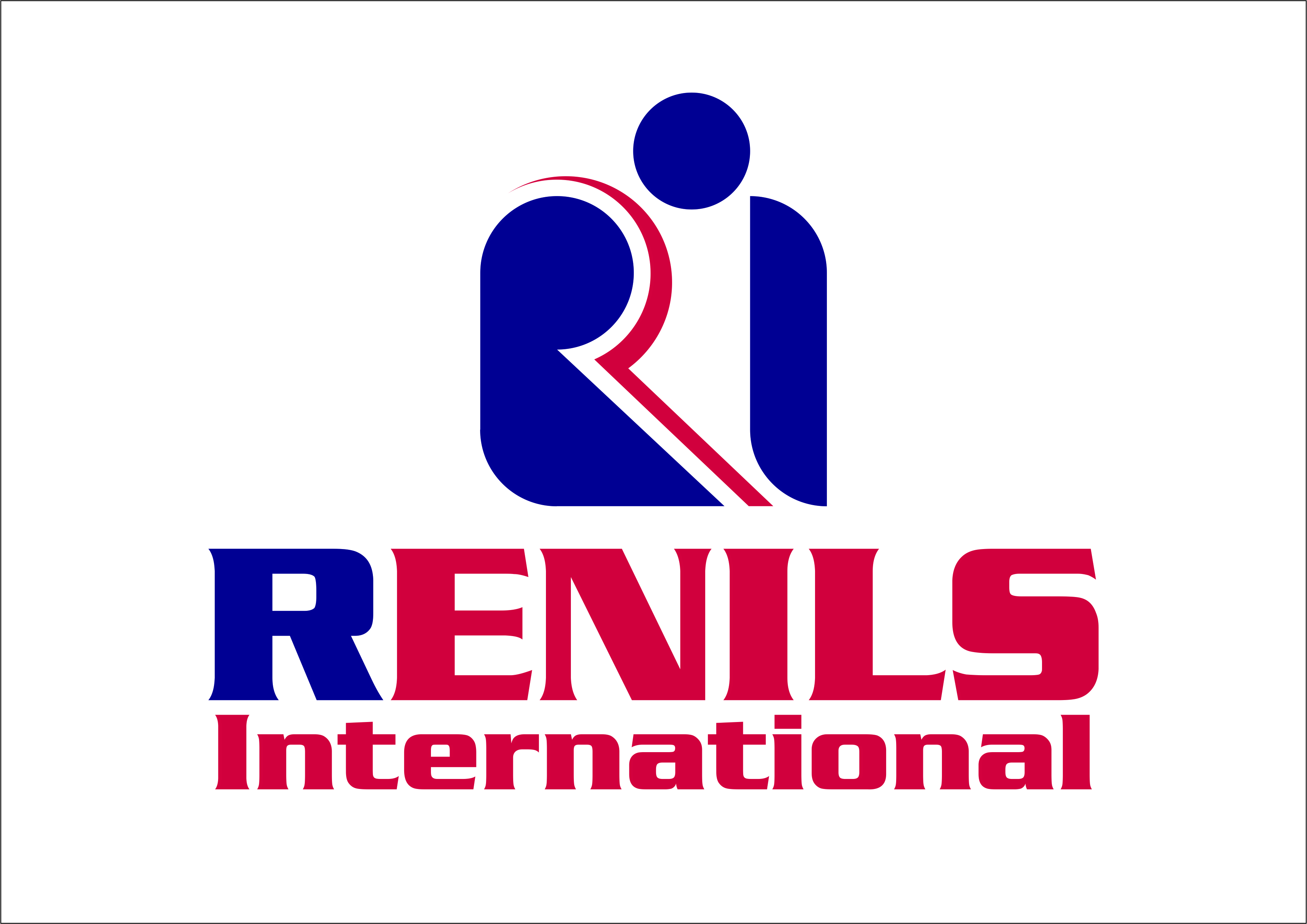 Renils international logo