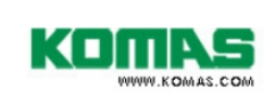 KOMAS CO.,LTD logo