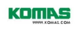 KOMAS CO.,LTD logo