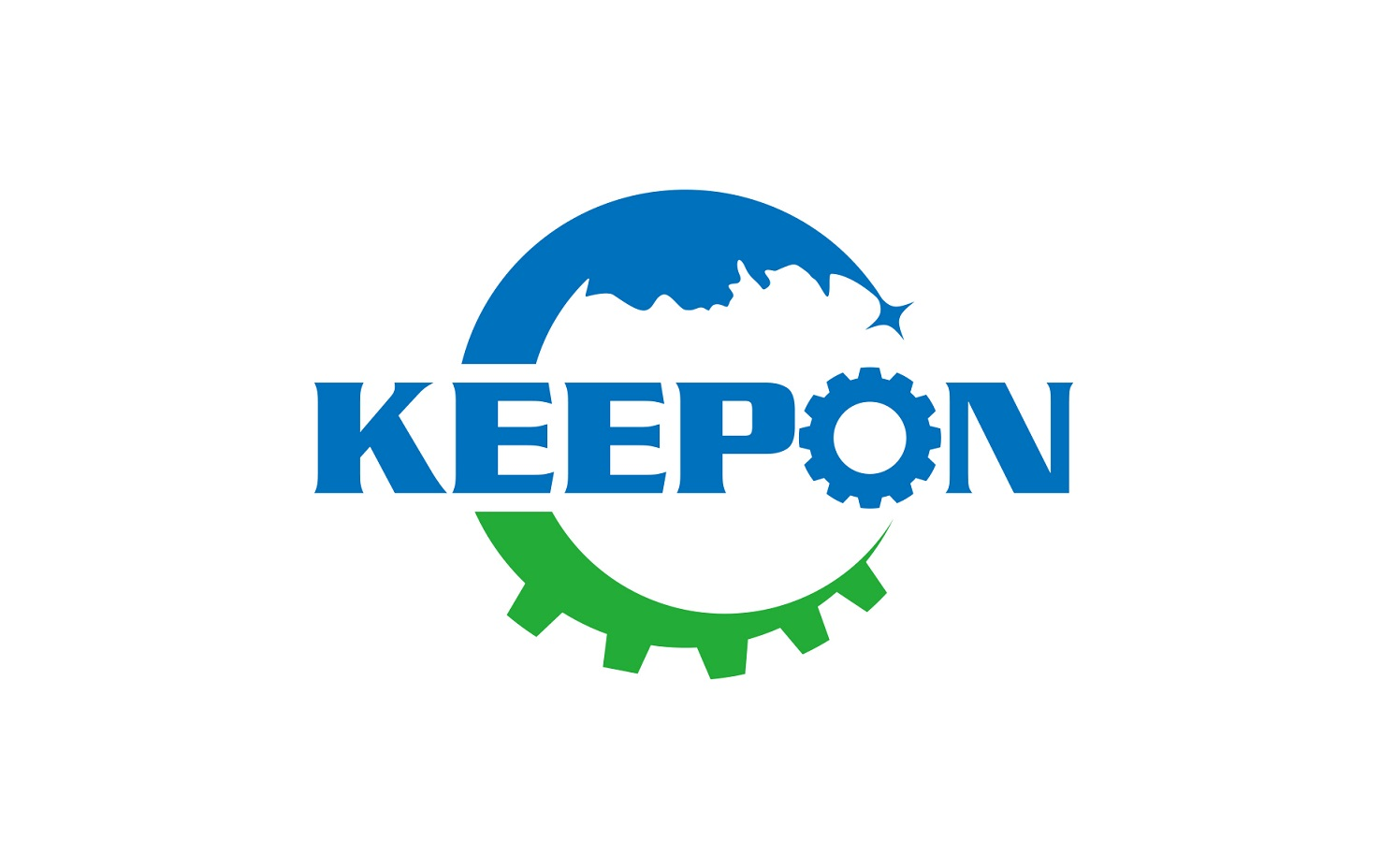 Keepon Machinery logo