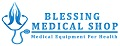 PT. Blessing Medical Shop logo