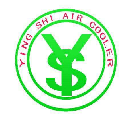 Taizhou Yingshi air cooler factory logo
