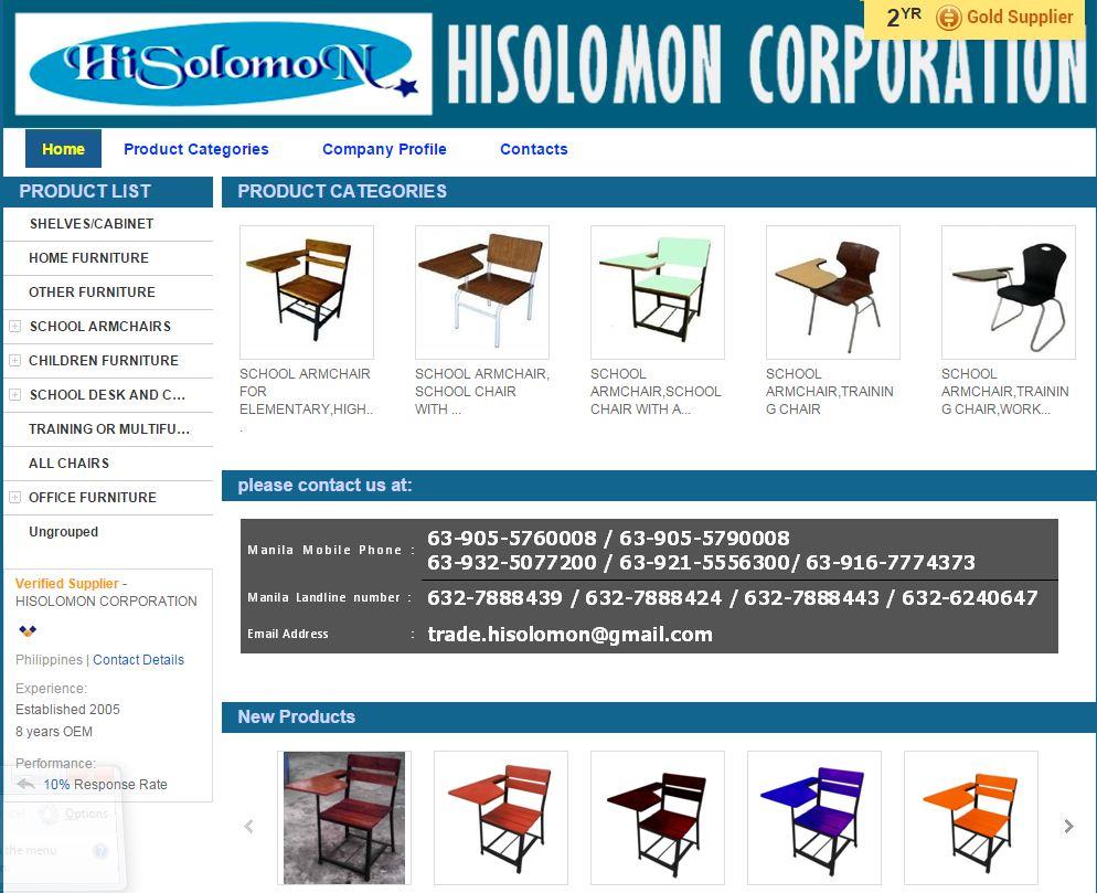 hisolomon corp. logo