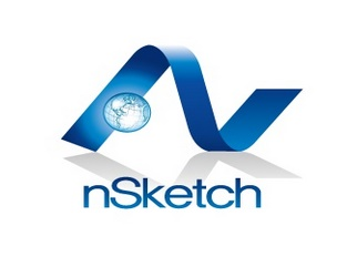 nSketch  Co., Ltd. logo