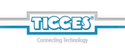 Tigges Taiwan Branch logo