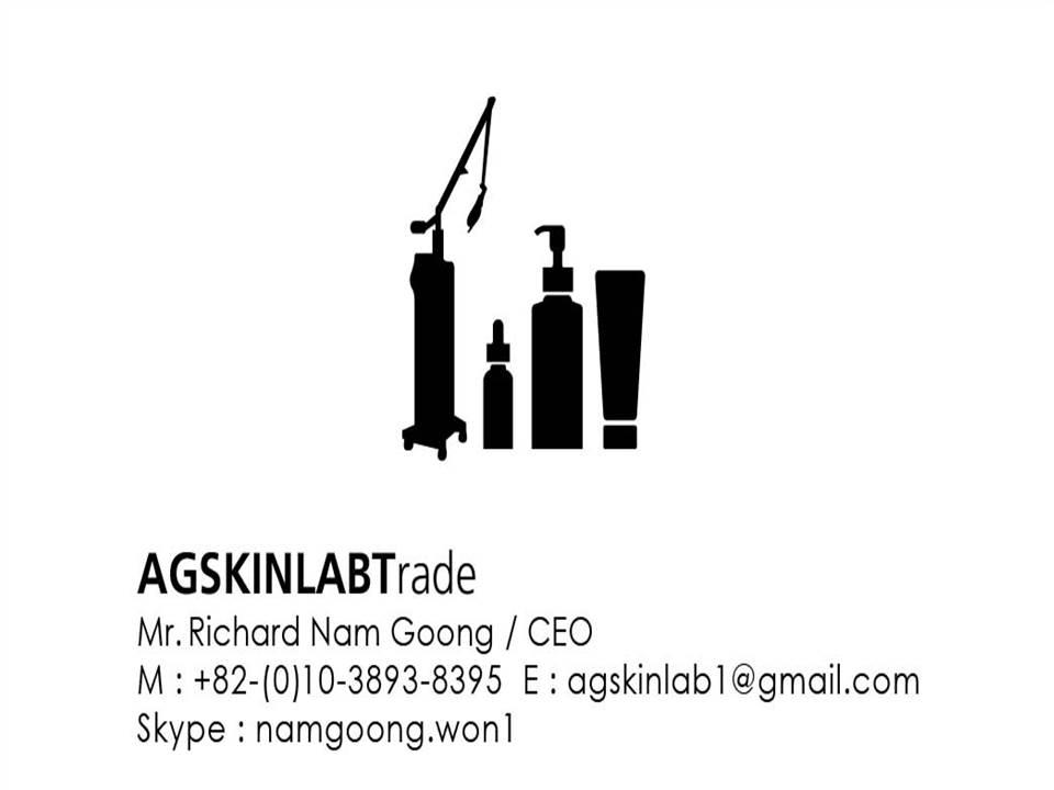AGSKINLABTRADE logo