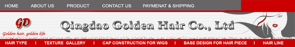 Qingdao Golden Hair Co.,Ltd logo