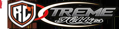 RC XTREME HOBBIES logo