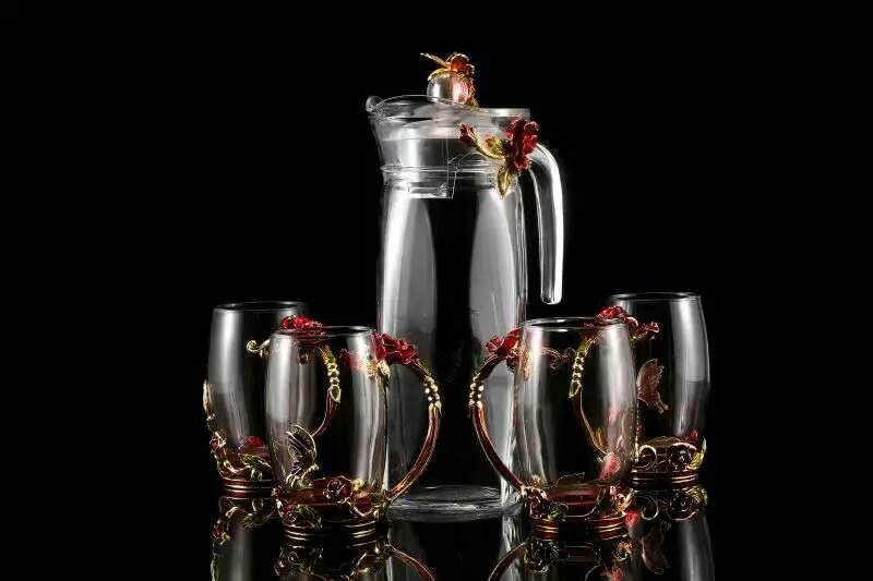 Yiwu swaygo glassware manufactory logo