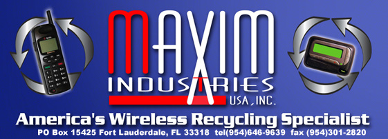 Maxim Industries USA, Inc. logo