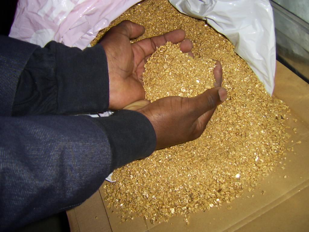 IMO GOLD MINING FIELD INC - Gold Dust and Gold Bar for sale, Gold