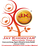 Jay Khodiyar Machine Tools logo