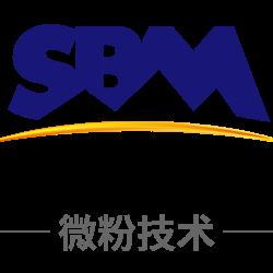 SBM ultrafine powder tech logo