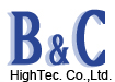 B&C HighTec. Co.,Ltd. logo
