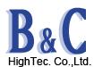 B&C HighTec. Co.,Ltd. logo